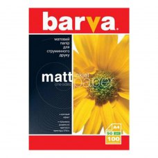 Папір BARVA A4 (IP-BAR-A090-001) 90 г/м2, 100 аркушів, матовий