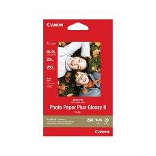 Папір CANON 10x15 Photo Paper Glossy PP-201 (2311B003) 260 г/м2, 50 аркушів, глянець