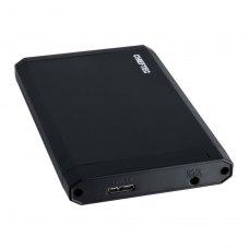 Корпус Chieftec 2.5 HDD/SSD Chieftec External Box CEB-2511-U3,aluminium/plastic,USB3.0,RETAIL