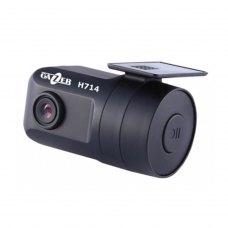 Відеореєстратор Gazer H714+microSD 4GB/HD/ 2,5/одна камера/ 1280x720, 848x480, 640x480 (30fps, 140°