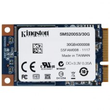 SSD Накопичувач mSATA 30GB Kingston (SMS200S3/30G)