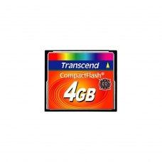CF карта, 4 Гбайт, 133x, Transcend (TS4GCF133)