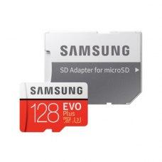 Карта пам'яті Samsung EVO Plus 128 GB Class 10