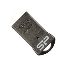 USB флеш, 16 GB, Silicon Power Touch T01 Silver (SP016GBUF2T01V1K)