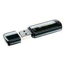 USB флеш, 32 GB, Transcend JetFlash 350 Black (TS32GJF350)