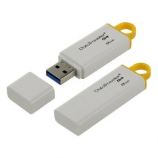 USB флеш, 8 GB, Kingston DataTraveler I G4 (DTIG4/8GB)