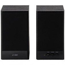 Акустична система 2.0, F&D (R-215 Black), Black, деревина (MDF), 2 x 3Вт (RMS)