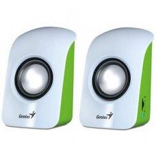 Акустична система 2.0 Genius SP-U115 White