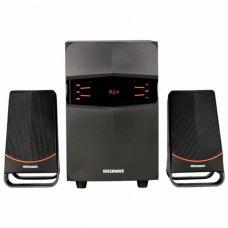 Акустична система 2.1 Greenwave SA-335 Black