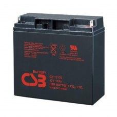 Батарея до ПБЖ, 12В, 17Ач, CSB (GP12170)