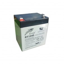 Батарея до ПБЖ, 12В, 4.5Ач, Ritar Power (RT1245), Gray Case, 12V 4.5Ah (90х70х107 мм)
