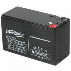 Батарея до ПБЖ, 12В, 7.2 Ач, EnerGenie (BAT-12V7.2AH)