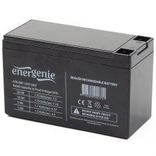 Батарея до ПБЖ, 12В, 7.5Ач, EnerGenie (BAT-12V7.5AH)