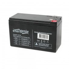 Батарея до ПБЖ, 12В, 7Ач, EnerGenie (BAT-12V7AH)