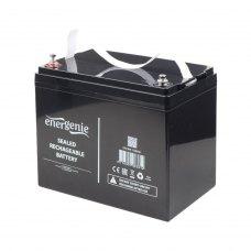 Батарея до ПБЖ, 12В, 80Ач, EnerGenie (BAT-12V80AH)