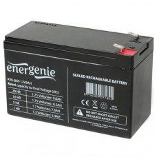 Батарея до ПБЖ, 12В, 9Ач, EnerGenie (BAT-12V9AH)