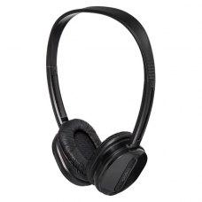 Гарнітура бездротова, Rapoo Wireless Stereo Headset H1030 Black, радіо, USB ресівер, вбуд.мікрофон, провід/безпровід режим до 6 годин