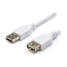 Кабель Atcom USB 2.0 AM - USB 2.0 AF 0.8 м (3788)