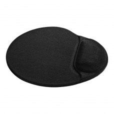 Килимок гелевий, Defender EASYWORK Black (50905), чорний