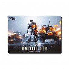 Килимок ігровий, Podmyshku Battlefield, матерчата поверхня, 320x220мм, 3мм