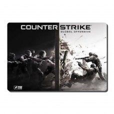 Килимок ігровий, Podmyshku Counter strike, матерчата поверхня, 330x430мм, 3мм