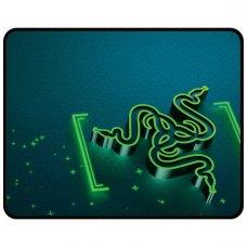 Килимок ігровий, Razer Goliathus Gravity Small Control (RZ02-01910500-R3M1), 270х215х3, тканина на гумовій основі, чорний з зеленим малюнком