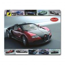 Килимок пластиковий, PODMYSHKU Bugatti, 240x190х2мм