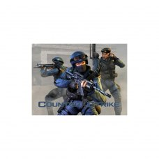 Килимок пластиковий, PODMYSHKU Counter strike, 240x190х2мм