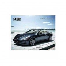 Килимок пластиковий, PODMYSHKU Maserati GranCabrio, 240x190х2мм