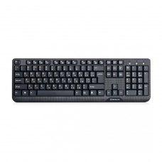 Клавиатура REAL-EL Standard 500 PS/2 черный (EL123100012)