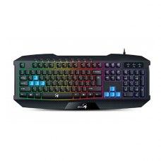 Клавіатура дротова Genius Scorpion K215 USB Black