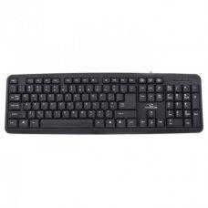 Клавіатура дротова Esperanza (TK101UA) Black