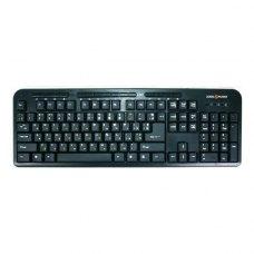 Клавіатура дротова LogicPower LP-KB 038 PS/2 Black