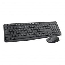 Комплект бездротовий Logitech MK235 Black (920-007948)