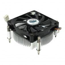 Кулер до CPU, CoolerMaster (DP6-8E5SB-0L-GP), 1155, 1156, 31 Дб, 2600 об/хв, алюміній