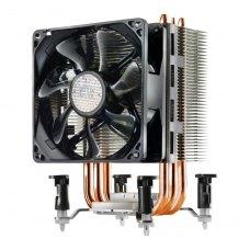 Кулер до CPU, CoolerMaster TX3 Evo (RR-TX3E-22PK-R1), 775, 1155, 1156, 1366, AM2, AM2+17-30 Дб, 800-2800