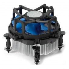 Кулер до CPU, DeepCool (ALTA 7), 775/1155/1156 117x117x72мм 2200+10%об/мин 25дБ HB анод.ал.радиатор
