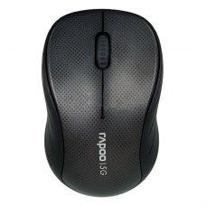 Мишка бездротова Rapoo 3000p Gray
