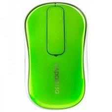 Мишка бездротова Rapoo Touch T120 Green