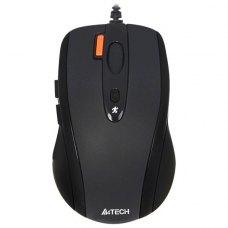 Мишка дротова A4Tech N-70FX-1 Black
