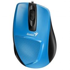 Мишка дротова Genius DX-150X (31010231102) Blue/Black