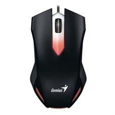 Мишка дротова Genius X-G200 Gaming (31040034100) Black