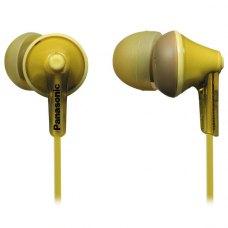 Навушники Panasonic RP-HJE125E-Y Yellow