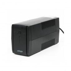 ПБЖ, 850VA, EnerGenie (EG-UPS-B850), AVR, 510вт, батарея 12В/8Ач, чорний, 100x280x140мм