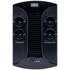Пристрій безперебійного живлення LogicPower LP 850VA-PS (LP2416)