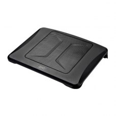 Підставка до ноутбука 15,6, DeepCool (N300), 340x266x57мм, 558г, чорна, 1х200мм, метал