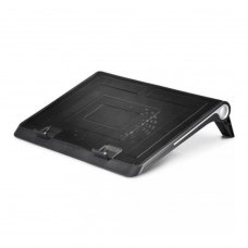 Підставка до ноутбука 17, DeepCool (N180 FS), металл.сетки, 380х296х46мм, 1х18см