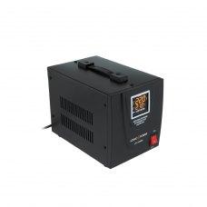 Стабілізатор напруги Logicpower LPT-1500RD BLACK (1050W)