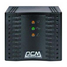 Стабілізатор напруги Powercom TCA-600 Black