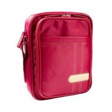 Сумка для ноутбука 11.1, Krusell Gaia netbook bag (71149) cerise, нейлон + штучна шкіра